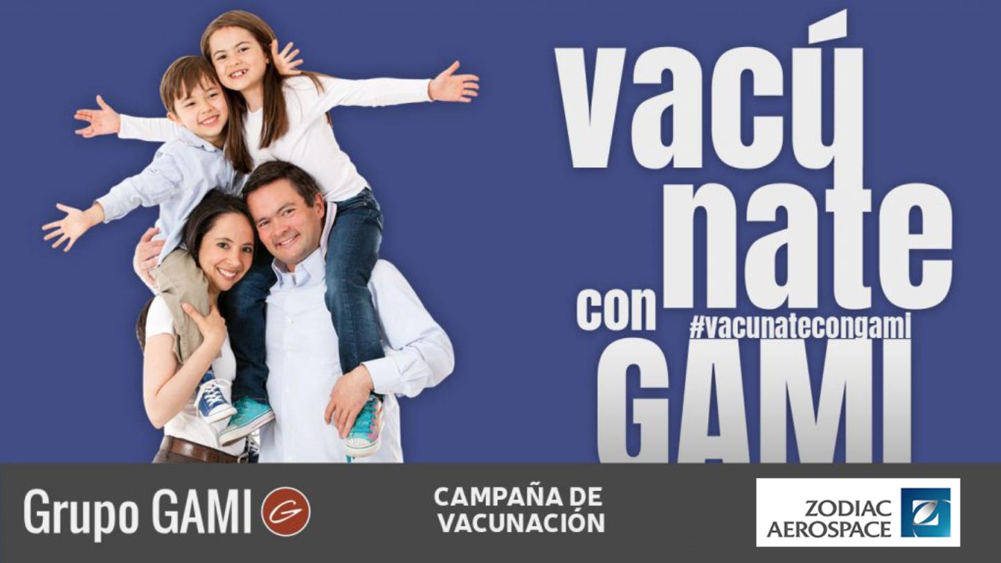 Campaña de Vacunación (VACÚNATE CON GAMI) Zodiac