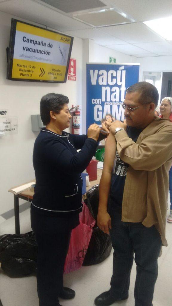 Campaña de Vacunación (VACÚNATE CON GAMI) Stryker - Día 2